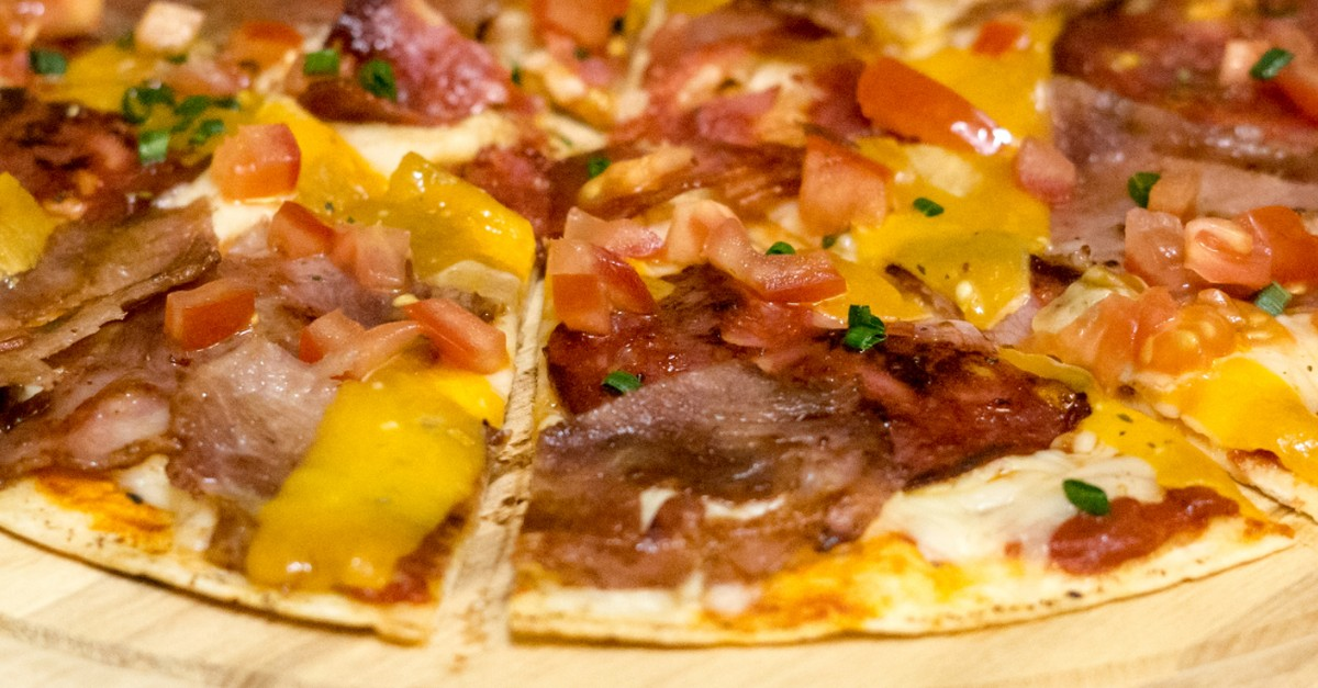 Pizza-Dilla